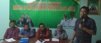 Sengketa Pilkada Tupoksi MK, Gugatan Perdata Ade Jaro-Inggrid Kansil Ditolak PN Cibinong